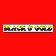 Black & Gold - Any one, Any time, Any where