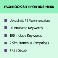 Facebook Site for Business